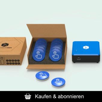 Kaufen & abonnieren PusheezeBox